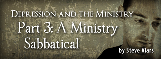 Depression and the Ministry 3