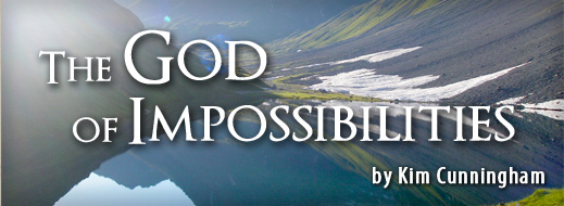 The God of Impossibilities