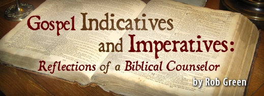 Gospel Indicatives and Imperatives