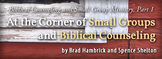 Biblical Counseling and Small Group Ministry Part 1