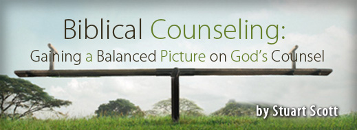 Biblical Counseling - Gaining a Balanced Picture on God's Counsel