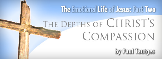 The Emotional Life of Jesus - Part 2