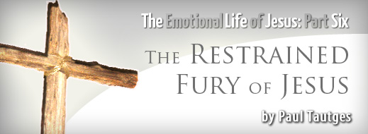 The Emotional Life of Jesus - Part 6