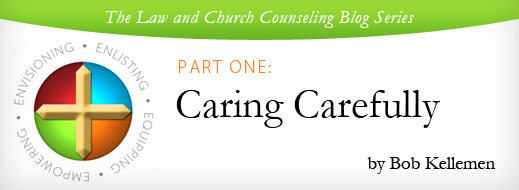 The Law and Church Counseling Part 1