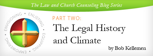 The Law and Church Counseling Part 2