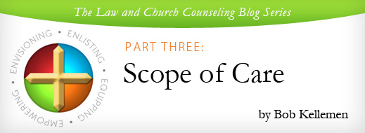 The Law and Church Counseling Part 3