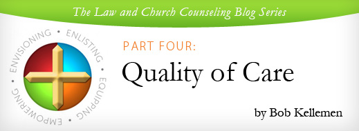 The Law and Church Counseling Part 4