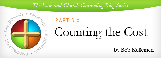 The Law and Church Counseling Part 6