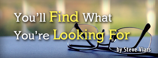 You'll Find What You're Looking For