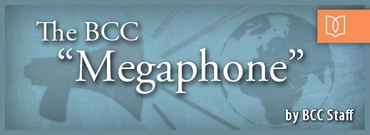 """The BCC """"Megaphone"""""""