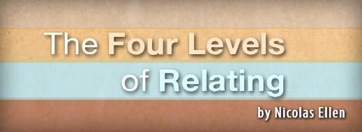 The Four Levels of Relating