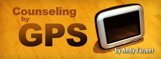 Counseling by GPS
