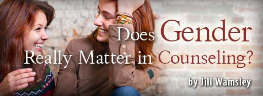 Does Gender Really Matter in Counseling
