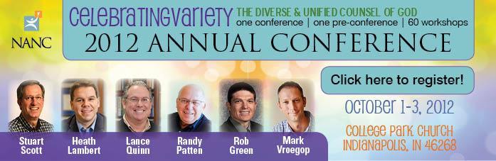 NANC 2012 Conference