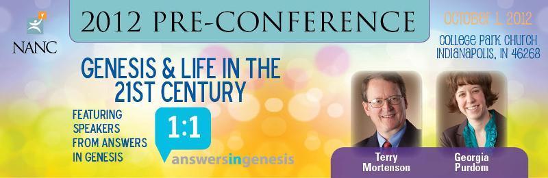 NANC 2012 Pre-Conference