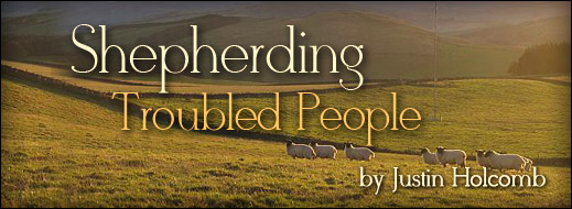 Shepherding Troubled People