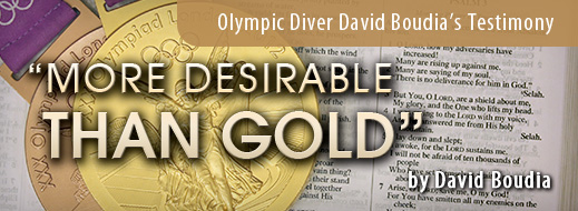 Boudia - More Desirable than Gold