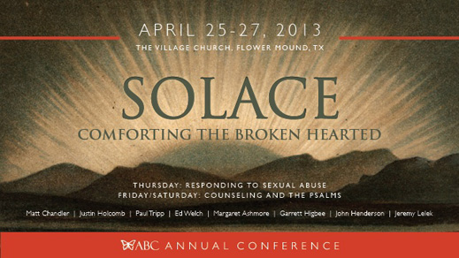 Solace - Comforting the Broken Hearted