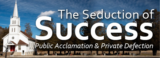 The Seduction of Success - Public Acclamation & Private Defection