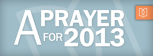 A Prayer for 2014