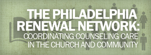 Models of Care in the Biblical Counseling World - The Philadelphia Renewal Network