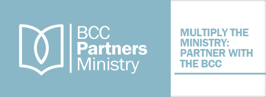 Multiply the Ministry of the Biblical Counseling Movement - Partner with the BCC