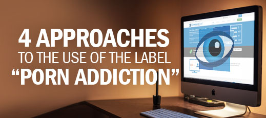 4 Approaches to the Use of the Label Porn Addiction