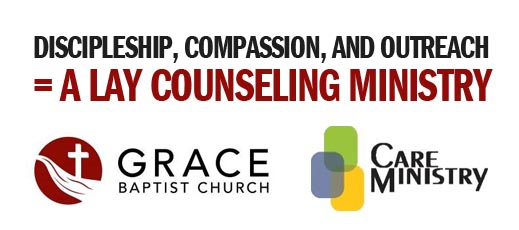 Discipleship, Compassion, and Outreach = A Lay Counseling Ministry