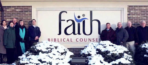 A Beautiful Landscape of Grace-Changed Lives--The Faith Biblical Counseling Ministries
