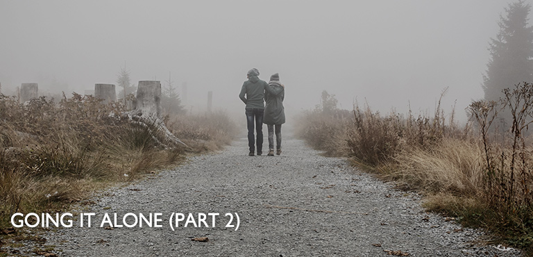 Going It Alone (Part 2) | Biblical Counseling Coalition
