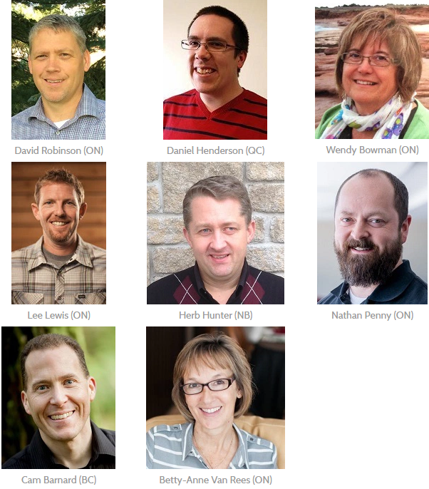 Canadian Biblical Counseling Coalition-Board