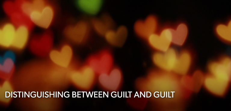 Distinguishing Between Guilt and Guilt | Biblical Counseling Coalition